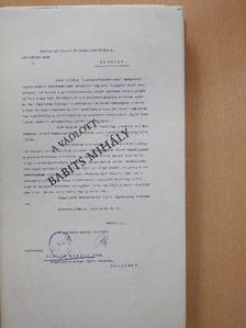 Dienes László - A vádlott: Babits Mihály [antikvár]