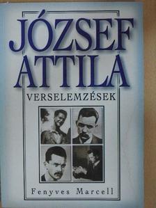 Fenyves Marcell - József Attila verselemzések [antikvár]