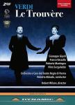 Verdi - LE TROUVÉRE DVD WILSON