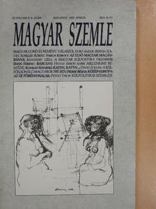 Bertha Zoltán - Magyar Szemle 1993. április [antikvár]