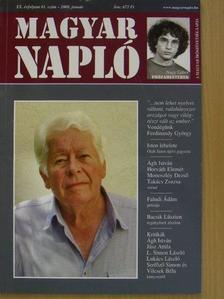 Alföldy Jenő - Magyar Napló 2008. január-december [antikvár]