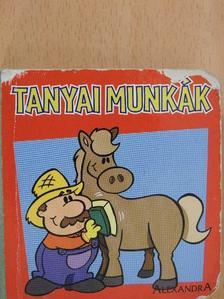 Tanyai munkák (minikönyv) [antikvár]