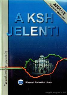 A KSH jelenti 2001/12 [antikvár]