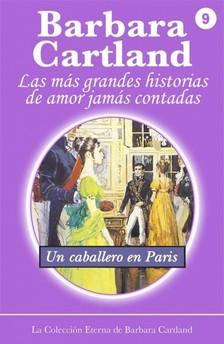 Barbara Cartland - Un caballero en Paris [eKönyv: epub, mobi]