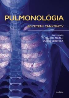 szerk.Balikó Z.-Sárosi V. - Pulmonológia-egyetemi tankönyv