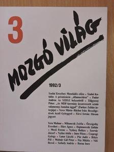 Barna Imre - Mozgó Világ 1992. március [antikvár]