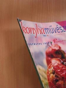 Csapó Katalin - Konyhaművészet 2002/5. [antikvár]