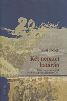 Falusi Norbert - Két nemzet határán