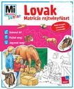Mi MICSODA Junior Matricás rejtvényfüzet - Lovak