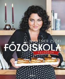Mautner Zsófia - Főzőiskola felsőfokon - DVD melléklettel