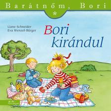 Liane Schneider - Bori kirándul - Barátnőm, Bori