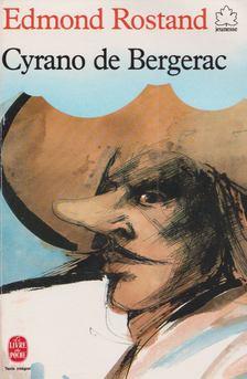 EDMOND ROSTAND - Cyrano de Bergerac [antikvár]