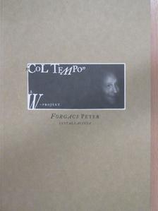 """Bán Zsófia - """"Col Tempo"""" - A W.-projekt [antikvár]"""