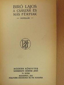 Biró Lajos - Magyar elbeszélők I. [antikvár]