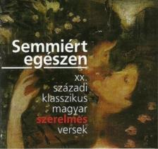 SEMMIÉRT EGÉSZEN CD