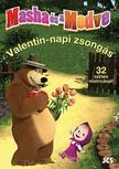 Mása és a Medve - Valentin-napi zsongás