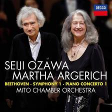 BEETHOVEN - SYMPHONY NO.1 CD OZAWA