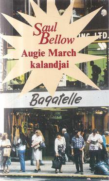 Saul Bellow - Augie March kalandjai II. [antikvár]