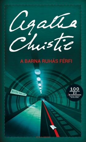 Agatha Christie - A barna ruhás férfi [eKönyv: epub, mobi]