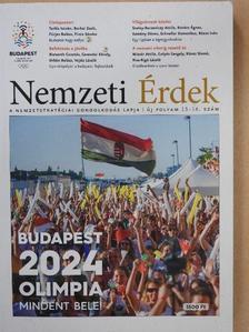 Borkai Zsolt - Nemzeti érdek 2016/1. [antikvár]