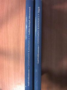 Hermann Róbert - Aradi Ereklyemúzeum gyűjteményi katalógus 1-2. [antikvár]