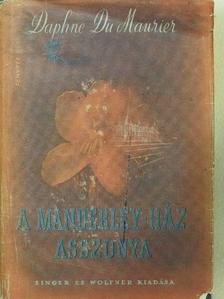 Daphne du Maurier - A Manderley-ház asszonya [antikvár]