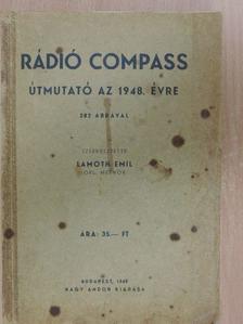 Almássy György - Rádió Compass - Útmutató az 1948. évre [antikvár]