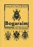 TÁNCOS LACI BÁCSI - Bogaraim - 124 db bogár hiteles rajza, rövid ismertetéssel