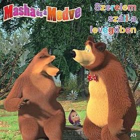 Mása és a Medve - Szerelem száll a levegőben!