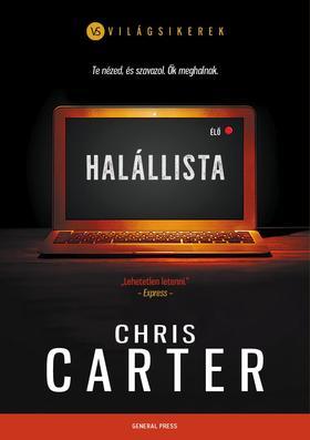 Chris Carter - Halállista ###