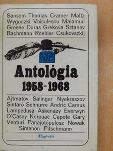 Albert Maltz - Nagyvilág antológia 1958-1968. 1. (töredék) [antikvár]