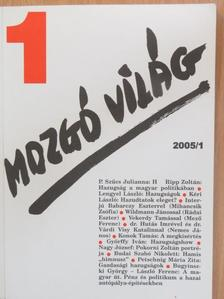 Bugyinszki György - Mozgó Világ 2005. január [antikvár]