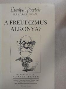 Frederick Crews - A freudizmus alkonya? [antikvár]