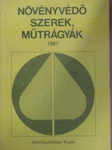 Dr. Bordás Sándor - Növényvédő szerek, műtrágyák 1987 [antikvár]
