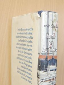 Irwin Shaw - Ende in Antibes [antikvár]