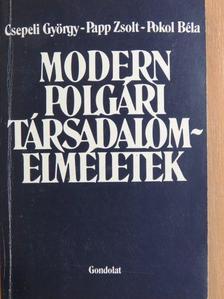 Csepeli György - Modern polgári társadalomelméletek [antikvár]