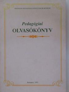 Barankay Lajos - Pedagógiai olvasókönyv [antikvár]