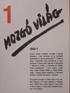 Békés Pál - Mozgó Világ 1992. január [antikvár]
