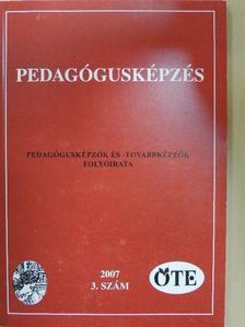 Barabási Tünde - Pedagógusképzés 2007/3. [antikvár]