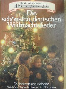 Brigitte Blobel - Die schönsten deutschen Weihnachtslieder [antikvár]