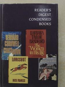 Barbara Taylor Bradford - Longshot/The Women in His Life/Crackdown/Something to Hide [antikvár]