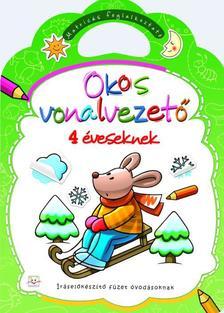 Joanna Kuryjak - Okos vonalvezető 4 éveseknek