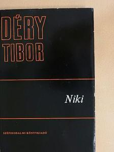 Déry Tibor - Niki [antikvár]