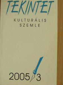 Bárdos Pál - Tekintet 2005/3 [antikvár]