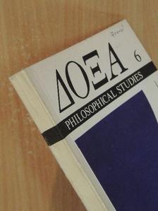 Fehér Márta - Doxa Philosophical studies 6. [antikvár]