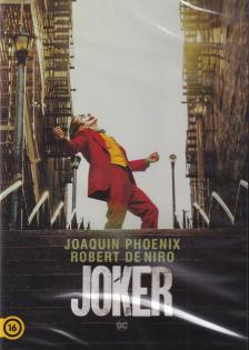 JOKER (Joaquin Phoenix)  DVD
