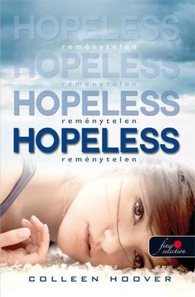 Colleen Hoover - Reménytelen - PUHA BORÍTÓS