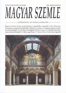 Magyar Szemle 2019.május-június