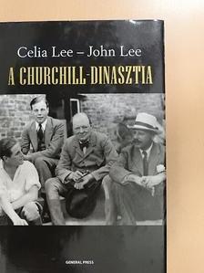 Celia Lee - A Churchill-dinasztia [antikvár]