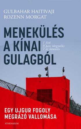 Haitivaji Gulbahar - Menekülés a kínai Gulagból - Egy ujgur fogoly megrázó vallomása [eKönyv: epub, mobi]